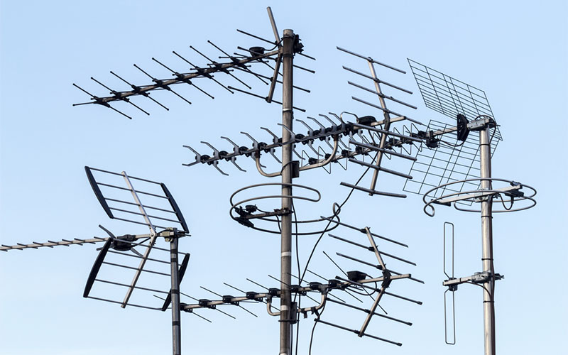 commercial aerial installations