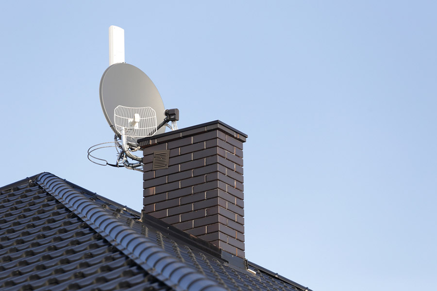satellite installation services exeter