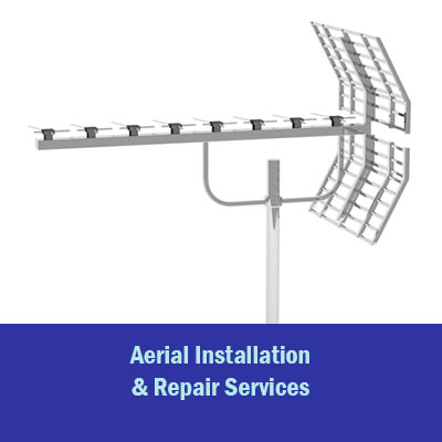 aerial installation services Exeter